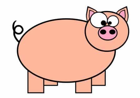cartoon-pig