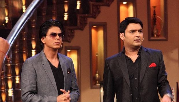 Shah Rukh Khan At Comedy Nights With Kapil Stills003