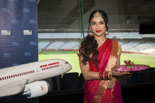 Air India Launch MCG - September 2 2013