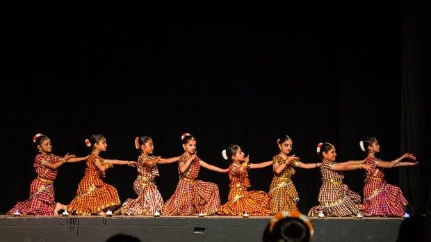 Parampara choreographed by Hamsa, Sneha and Divya