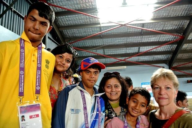 Uttkarsh, Kakoli, Vishesh,  Renu, Keshav and Katy