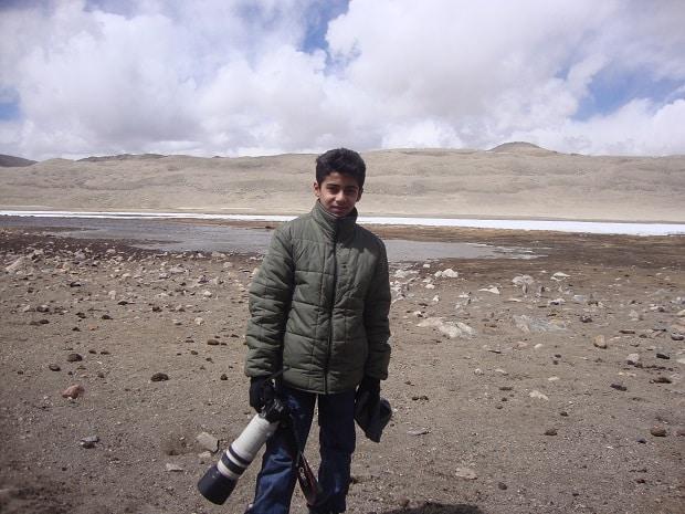 Pawar on location