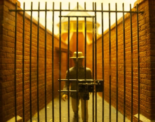Haunted prisons in Australia