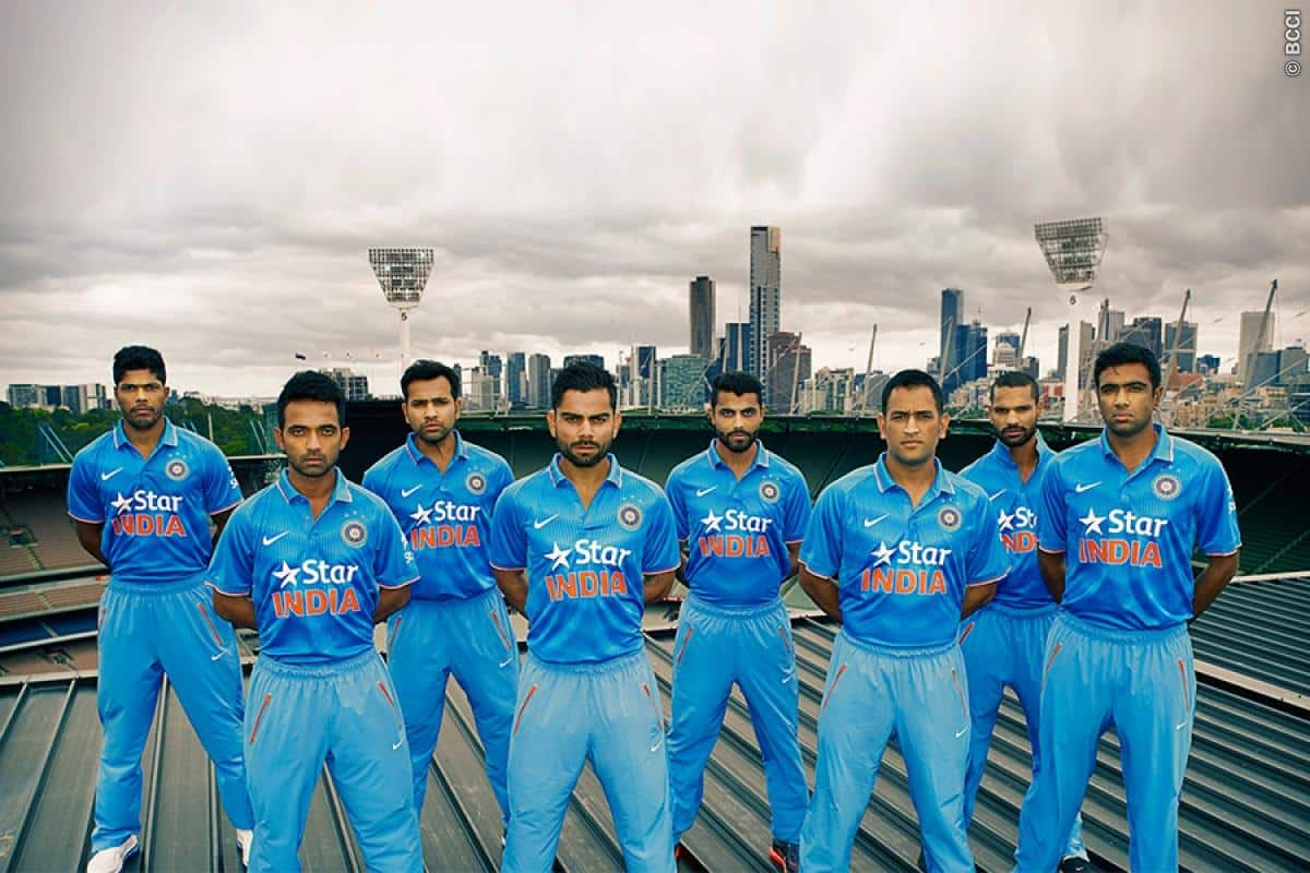 Nike launches new India ODI kit before England series