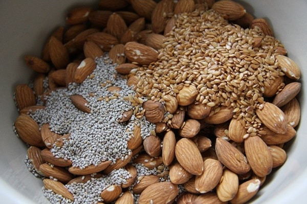 Nuts for skincare