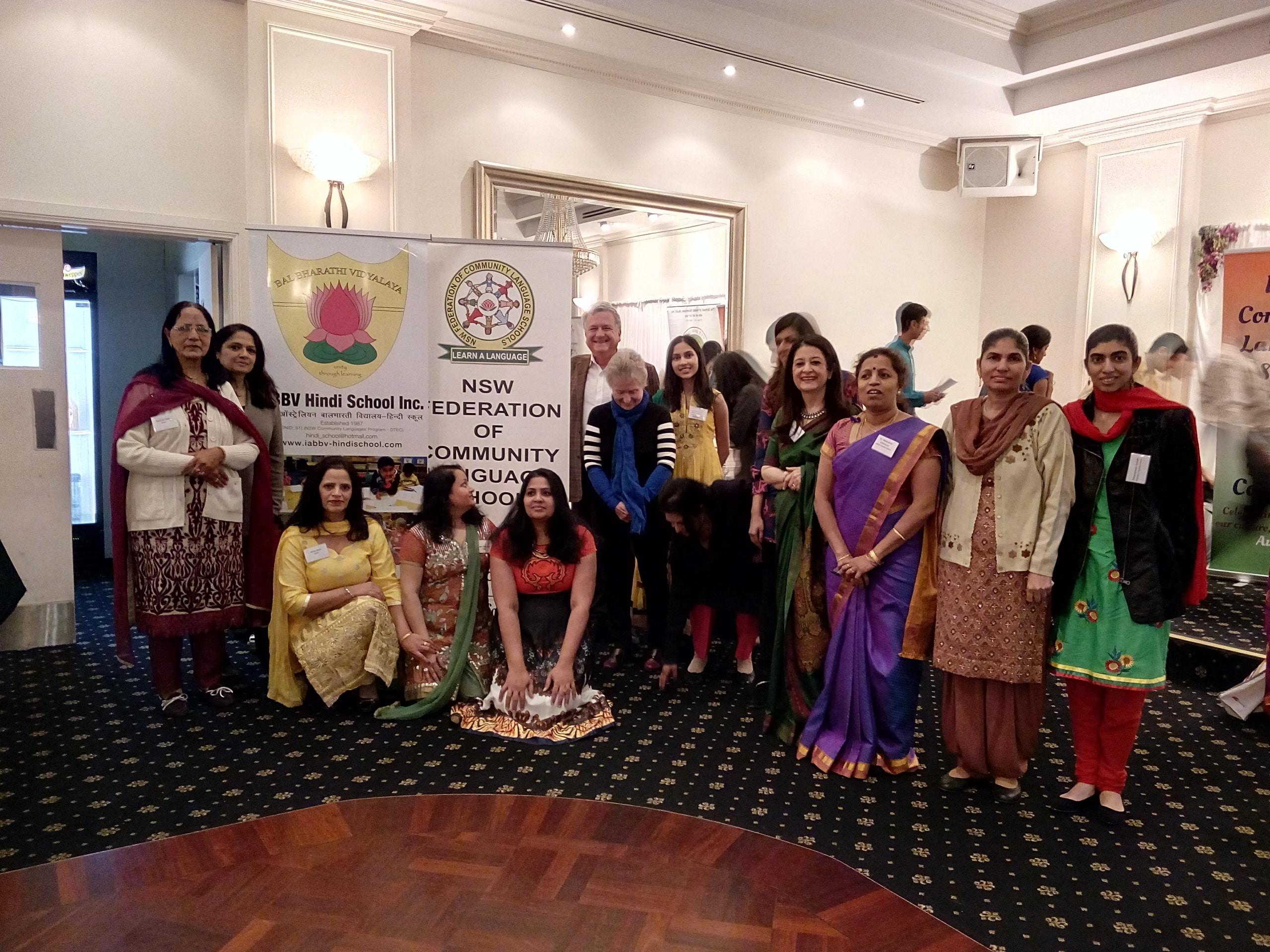 Language teachers.IndianLink