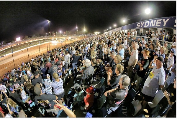 Sydney Speedway.IndianLink