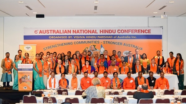 Hindu conference.Indian Link
