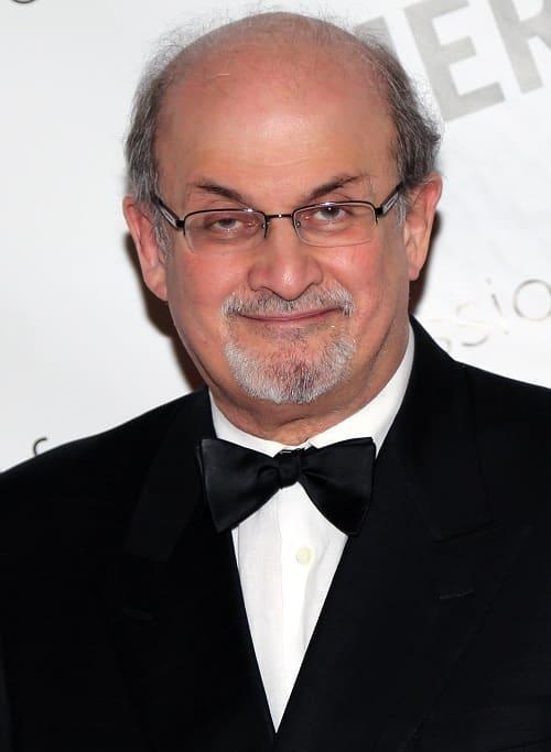Salman Rushdie.Indian Link