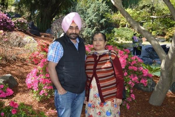 Vikramjeet Singh.Indian Link