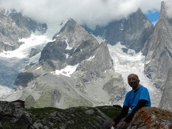 Mont Blanc.Indian Link