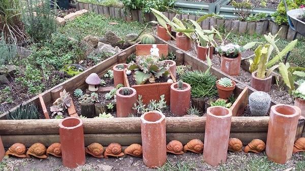 Garden.Indian Link