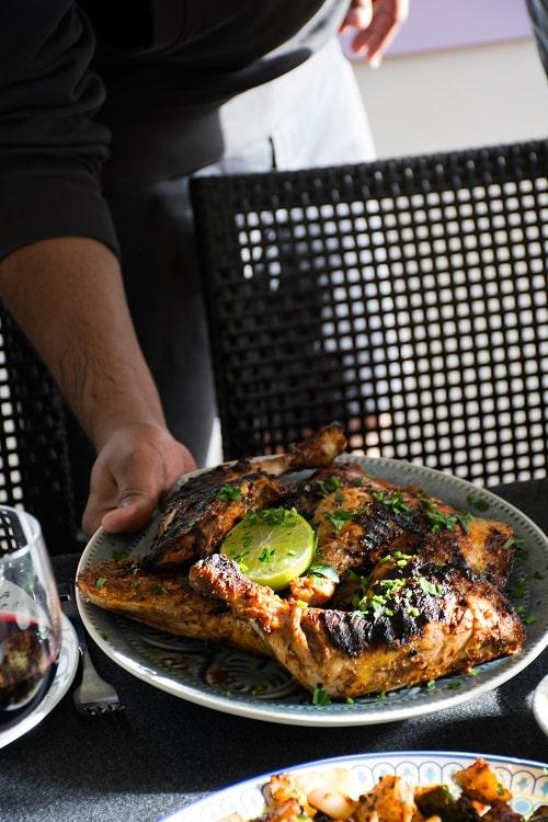 Tandoori Chicken.Indian Link