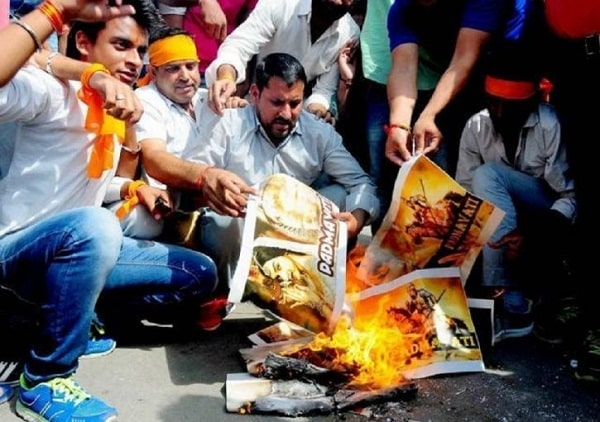padmaavat protest.IndianLink