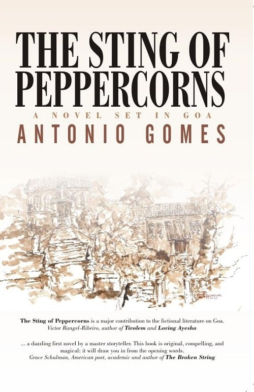 A Sting of Peppercorns.Indian Link