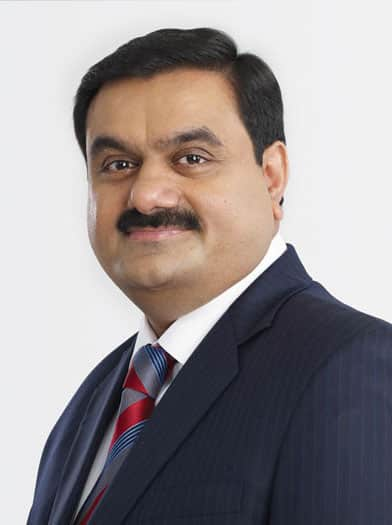 Gautam Adani.Indian Link