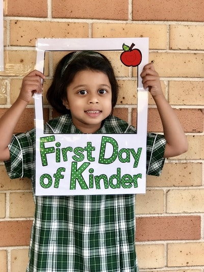 Kindy Kids.Indian Link