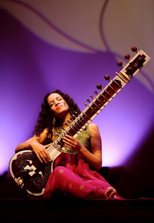 Anoushka Shankar.Indian Link