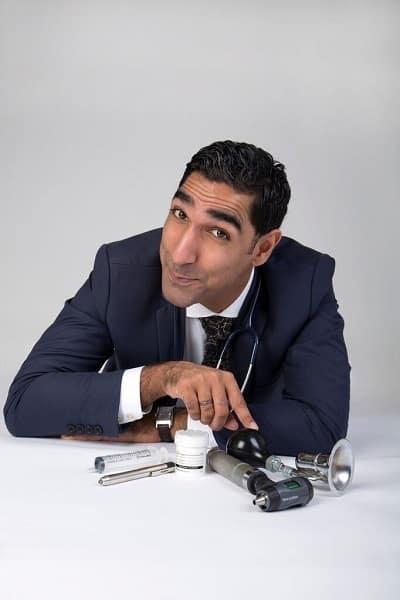 Dr Ahmed Kazmi.Indian Link