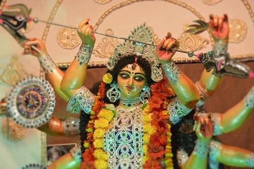 Durga.Indian Link