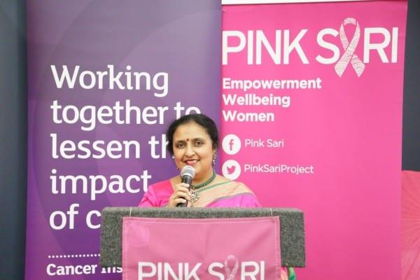 Pink Sari2.Indian Link