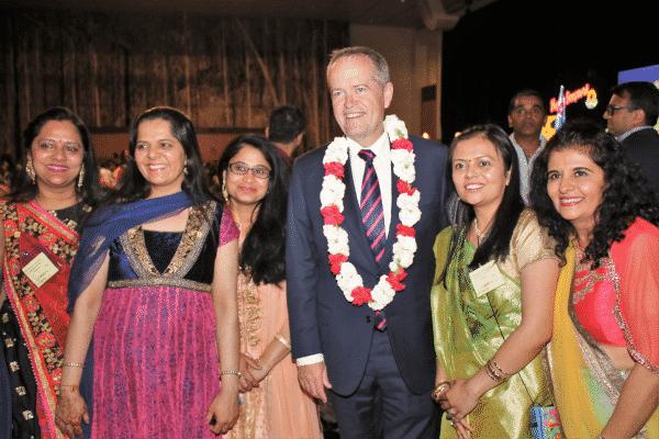 Bill Shorten.Indian Link