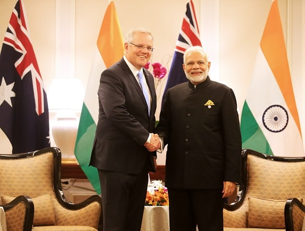 PM Scott Morrison 4.Indian Link