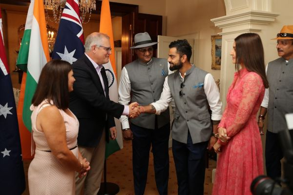 PM Scott Morrison 3.Indian Link