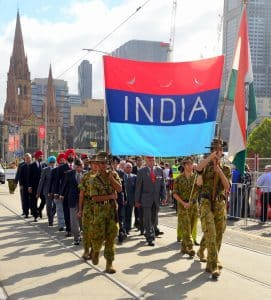 Anzac Day.Indian Link