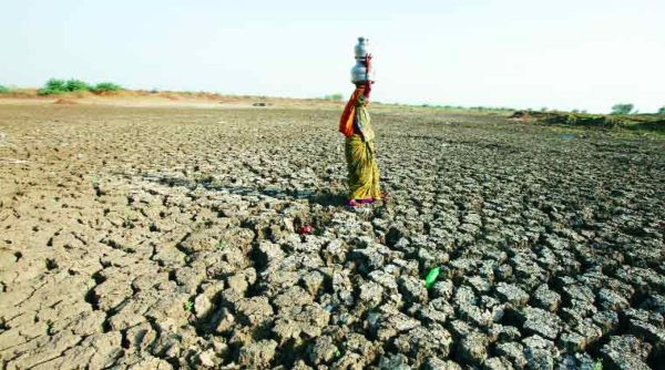 Water crisis.Indian Link