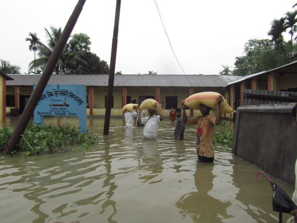 Assam Flood 2. Indian Link