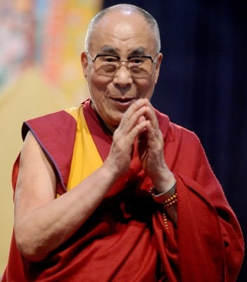 Dalai Lama.Indian Link