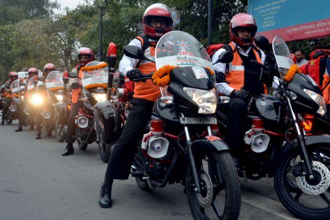 Delhi-Bike. Indian Link