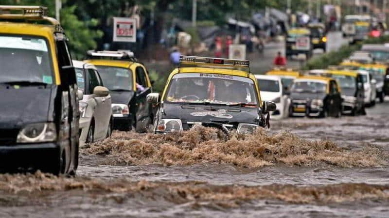 Rains. Indian Link 4